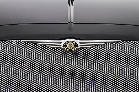 James BO  Insogna - Chrysler 300 Logo and Grill
