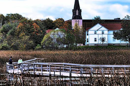 LAWRENCE CHRISTOPHER - CHURCH SACKVILLE NB