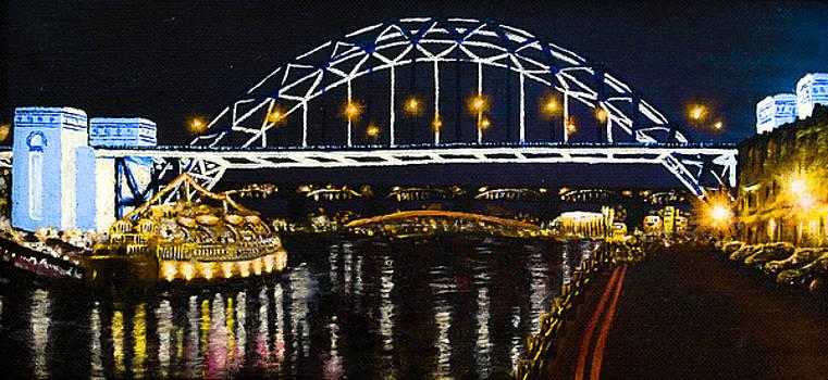 Svetlana Sewell - City at Night