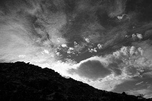 David Gordon - Cloudscape XXII BW