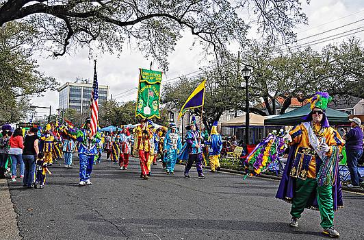 Kathleen K Parker - Corner Club 4 - Mardi Gras New Orleans