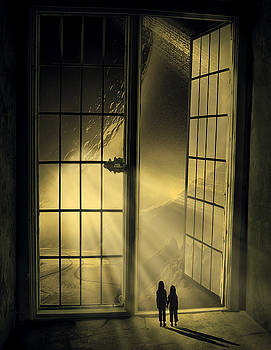 Svetlana Sewell - Cosmic Rays