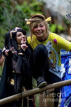 Doug Berry - Cosplayers at Maymont 5870V
