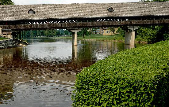 LeeAnn McLaneGoetz McLaneGoetzStudioLLCcom - Covered Bridge
