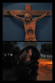James W Johnson - Crucifixion