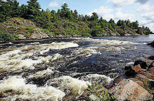 Debbie Oppermann - Dalles Rapids French River II