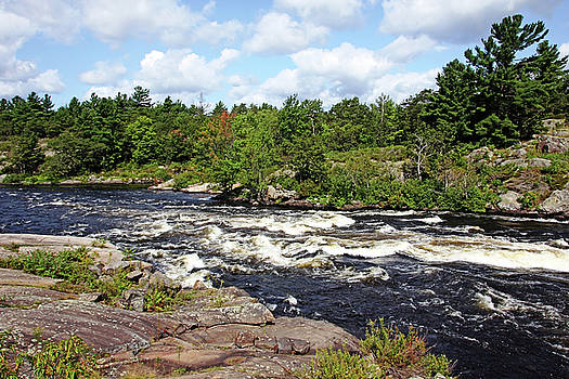 Debbie Oppermann - Dalles Rapids French River III