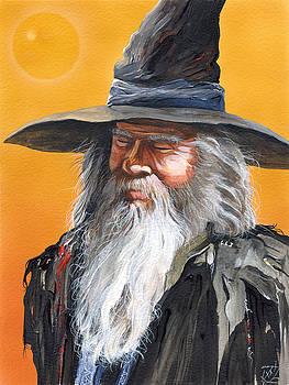 J W Baker - Daydream Wizard