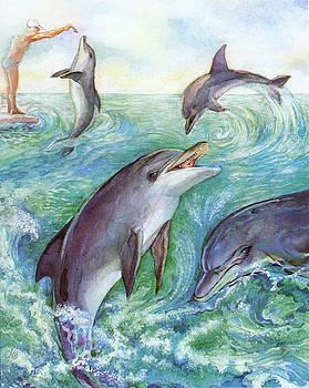 Natalie Berman - Dolphins