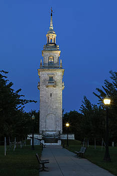 Juergen Roth - Dorchester Heights Monument at Thomas Park in South Boston