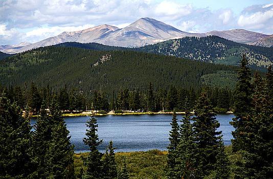 Marilyn Hunt - Echo Lake Colorado