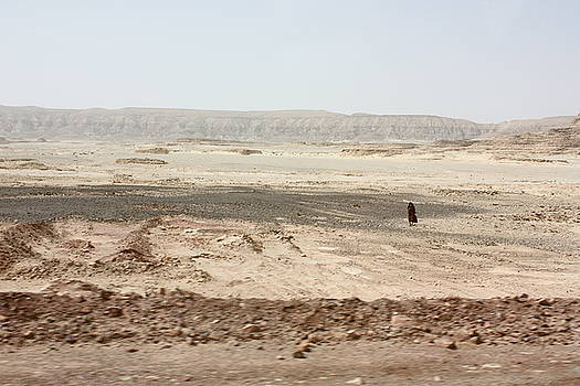 Yvonne Ayoub - Egypt Deserted