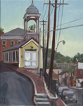Edward Williams - Ellicott City Firehouse