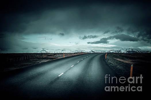 Svetlana Sewell - Empty Road