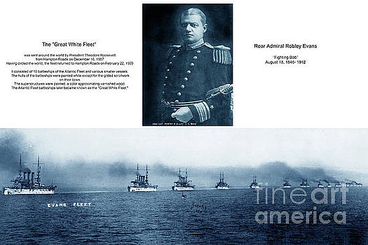 California Views Mr Pat Hathaway Archives - Evans Fleet The Great White Fleet sets sail from its Hampton Roa