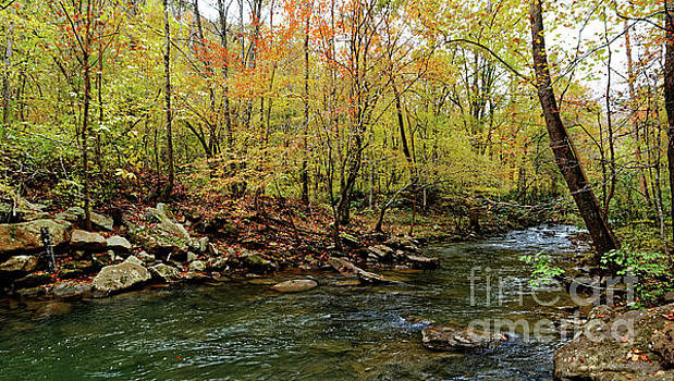 Paul Mashburn - Fall Comes To Clifty Creek