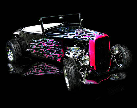 Peter Piatt - Flaming Hot Roadster
