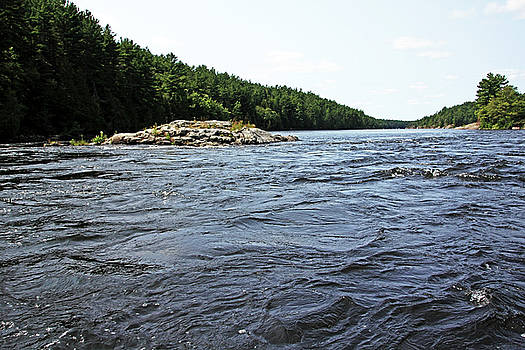 Debbie Oppermann - Flat Rapids French River I