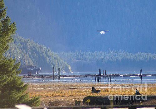 Stanza Widen - Float Plane Take Off