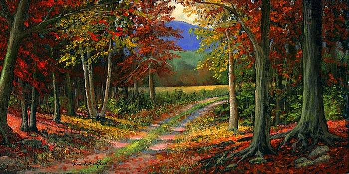 Frank Wilson - Forgotten Road