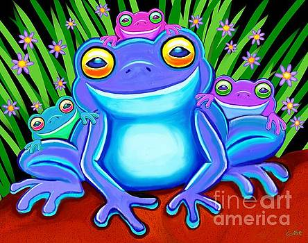 Nick Gustafson - Froggy Family