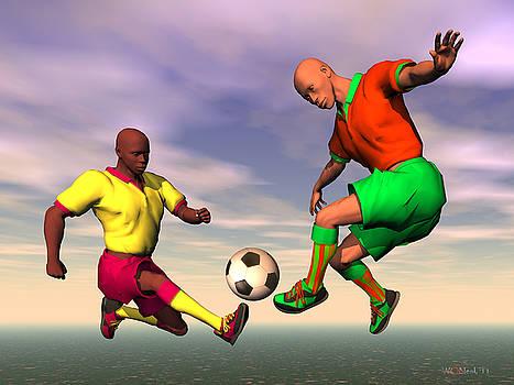 Walter Oliver Neal - Futbol