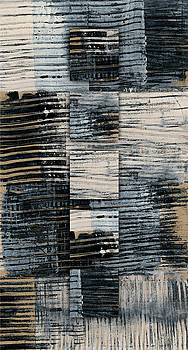 Carol Leigh - Galvanized Paint Number 1 Vertical
