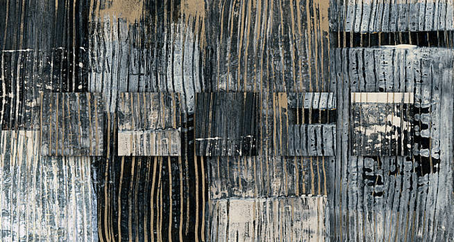 Carol Leigh - Galvanized Paint Number 2 Horizontal