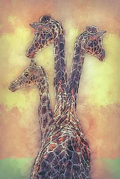Jack Zulli - Giraffe-Three In A Row