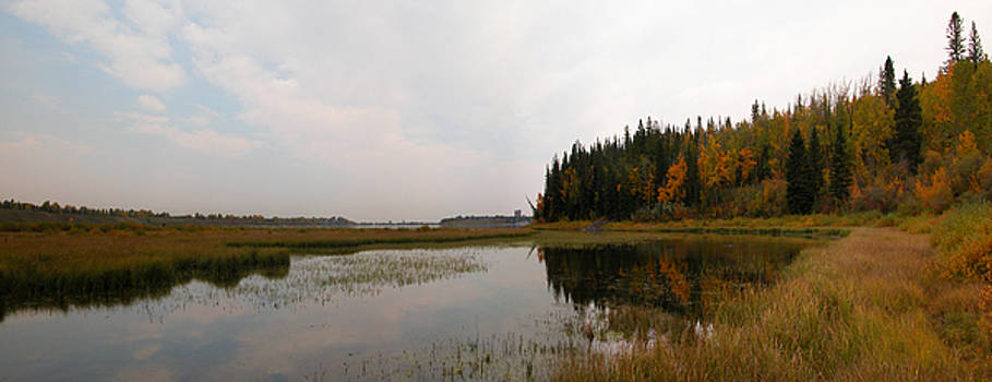 Stuart Turnbull - Glenmore reservoir pano 2