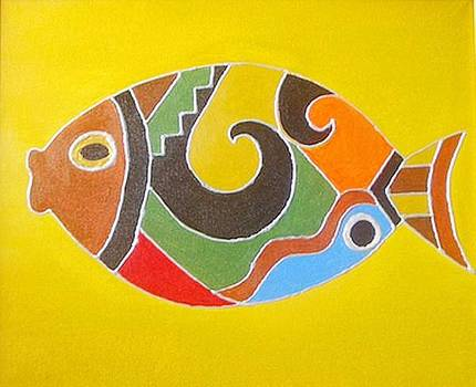Xafira Mendonsa - Good Luck Fish