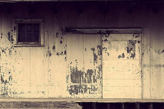 Joel Witmeyer - Grain Mill Door