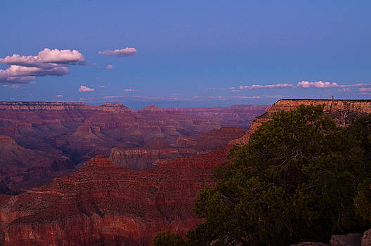 R J Ruppenthal - Grand Canyon Sunset