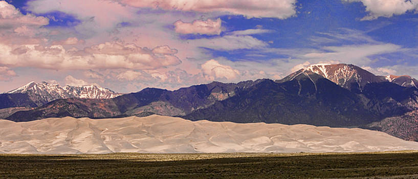James BO  Insogna - Great Sand Dunes Panorama 2