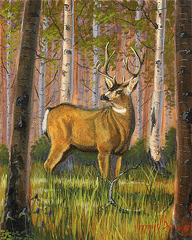 Jeff Brimley - Hart of the Forest