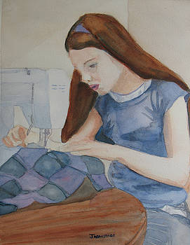 Jenny Armitage - Her First Quilt