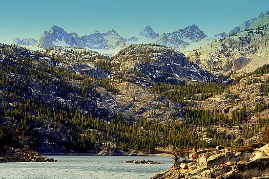 Lynn Bawden - High Sierra Lake