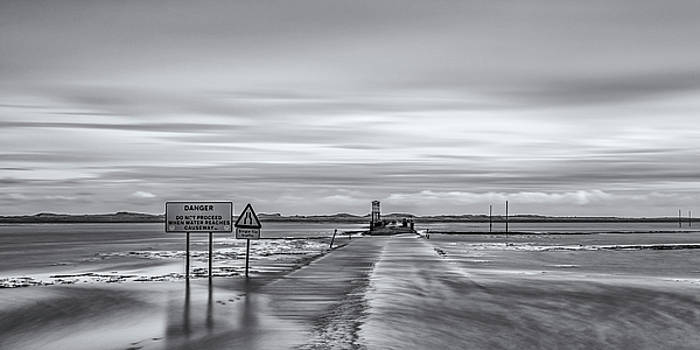 David Pringle - Holy Island Causeway