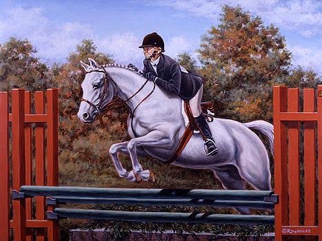 Richard De Wolfe - Hunter Pony