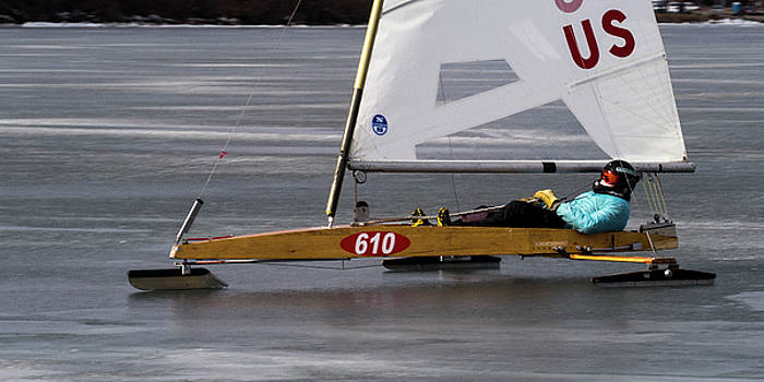 Steven Ralser - Ice Boat - Madison - Wisconsin