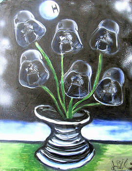 Jon Baldwin  Art - Imperial Bloom
