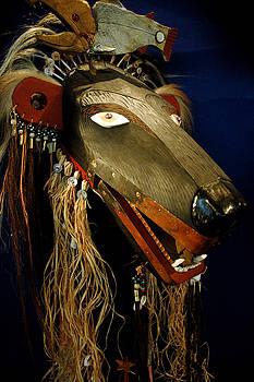 LeeAnn McLaneGoetz McLaneGoetzStudioLLCcom - Indian Animal Mask