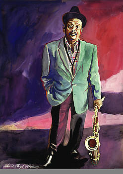 David Lloyd Glover - Jazzman Ben Webster