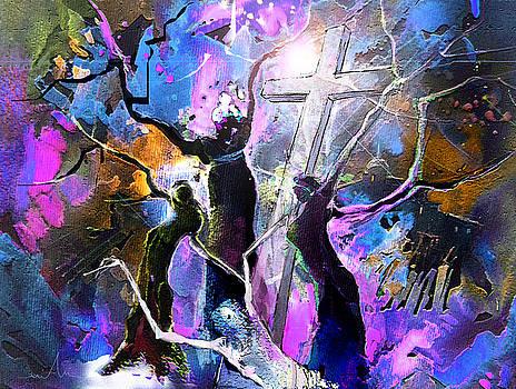 Miki De Goodaboom - Jesus from Cross