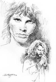 David Lloyd Glover - Jim Morrison Faces