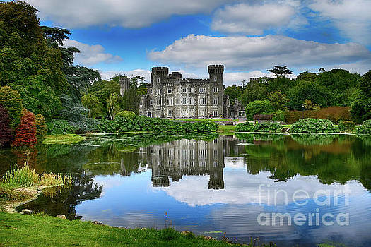 Joe Cashin - Johnstown Castle - Summer time