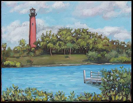 Edward Williams - Jupiter Lighthouse