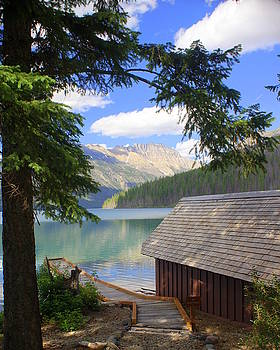 Marty Koch - Kintla Lake Ranger Station Glacier National Park
