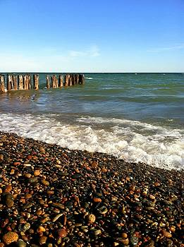 Michelle Calkins - Lake Superior at Whitefish Point