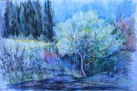 Anna  Duyunova - Landscape
